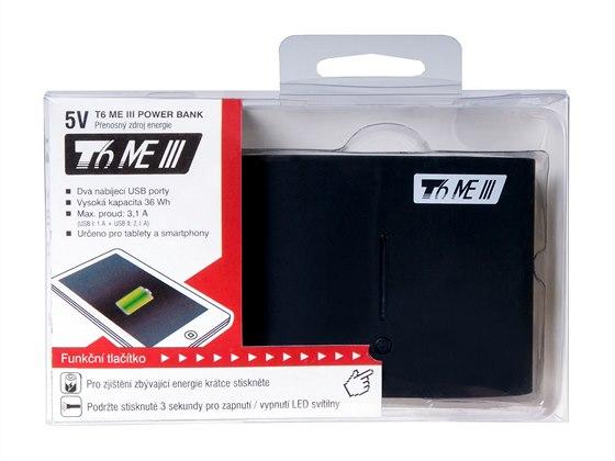 Extern� baterie T6 power ME III - obal