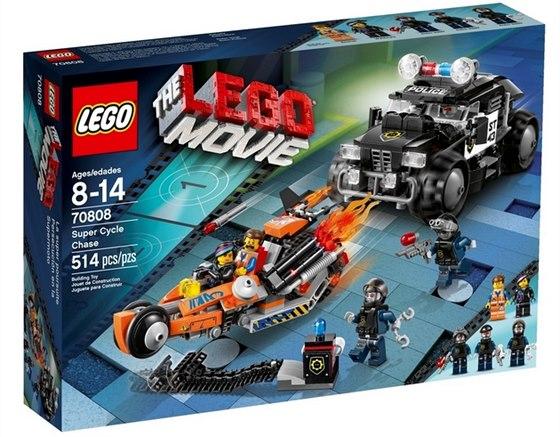 Lego příběh pokračuje s Legáčkem. Objevte stavebnice, oblečení a klíčenky lego.