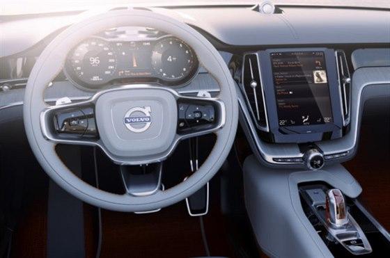 Je to nov� Volvo XC90?