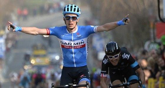Nizozemský cyklista Tom Jelte Slagter vyhrál 4. etapu Paříž-Nice.