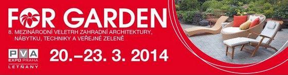FOR GARDEN 2014