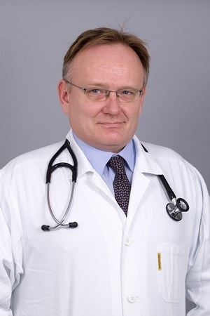 Vedoucí lékař MUDr. Robert Wohl