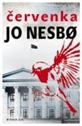 Jo Nesbo: Červenka (obálka knihy)