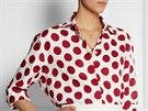 Lněná košile, Burberry Prorsum, info o ceně na webu
