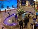 Mořský svět v Holešovicích a nádrž, v níž v lednu uhynulo téměř sedm desítek...