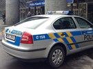 Zásah policistů na hlavním nádraží v Praze