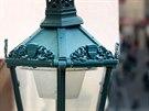 Na většině lamp je však znak správný, ten brněnský.