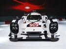 Porsche 919 Hybrid, z�vodn� speci�l pro Le Mans se p�edstavil na autosalonu v...
