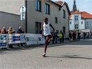 Vítěz závodu Davod Kiprono Metto měl průměrné tempo pod 3 minuty na kilometr.