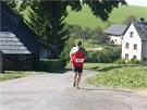 Při běhání se dobíjí pozitivní energií.