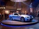 Ford Mustang postavený podle vozu Shelby GT500 hraje ve filmu Need for Speed...