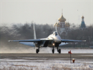 St�hac� letoun Su-27SM3