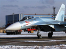 Stíhací letoun Su-27SM3