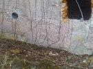 Strážníci našli v Čáslavi při prohlídce bývalých kasáren ampule s yperitem.