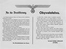 """A následovaly další instrukce od von Brauchitsche. Pro český národ je zvláště typické rčení, že """"zákazy jsou od toho, aby se porušovaly"""". Ze skladů čs. armády bylo vyneseno a ukryto poměrně velké množství zbraní a munice."""