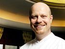 Šéfkuchař hotelu Radisson SAS Alcron Roman Paulus