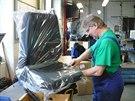 Cihelna v Brandýse zaměstnávala v sezóně až 28 dělníků.