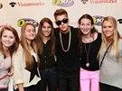 Bryanna Debinderová se s Justinem Bieberem už setkala. Ale nemluvil s ní.
