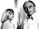 Jednu z hlavních rolí sehrál Otakar Brousek st. v roce 1976 v detektivce Noc