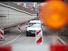 Komplikace v dopravě v centru Náchoda kvůli rekonstrukcím