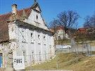 Centrum stavitelského dědictví v Plasích.