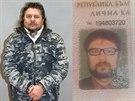Dopadený lupič Ján Bakalár na fotografiích zveřejněných před rokem kvůli...
