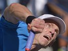 Kevin Anderson na turnaji v Indian Wells