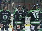 Hokejisté Mladé Boleslavi slaví výhru