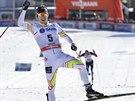 Kanadský běžec na lyžích Alex Harvey ovládl skiatlon ve švédském Falunu.