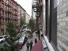 V�hled z okna bytu