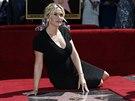 Kate Winsletová má svoji hvězdu na hollywoodském chodníku slávy (17. března...
