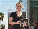Kate Winsletová má na hollywoodském chodníku slávy hvězdu s číslem 2520 (17....