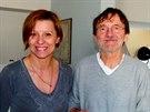 Tatiana Drexler a její manžel Hartmut v dokumentu 13. komnata Tatiany Drexler
