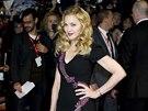 Madonna v šatech od L'Wren Scottové (23. října 2011)