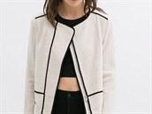 Lněné sako, Zara, 1 999 Kč