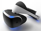 Projekt Morpheus - systém virtuální reality od Sony