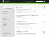 Zatím nepublikované databáze jsou dostupné alespoň v podobě seznamu, o kterém...