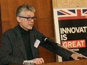 Chris Taggart, výkonný ředitel britské společnosti OpenCorporates