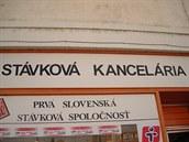 Sázková kancelář na Slovensku může být pro české odboráře inspirací... (Senec,...