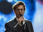 Johnny Depp ve filmu Transcendence