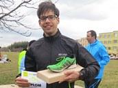 Trofejní bota obšťastnila i nejrychlejšího muže a celkového vítěze Roberta
