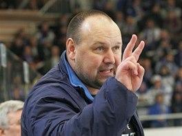 Ladislav Lubina na st��da�ce Komety Brno.