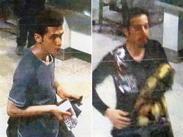 Na palubě letu byli i dva muži s ukradenými cestovními doklady. Úřady jednoho z...