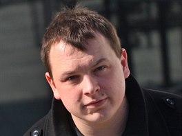Ostravský šéf ČSSD Adam Rykala.