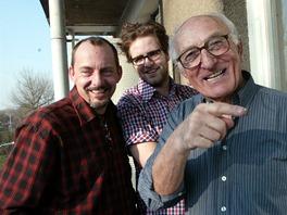 Tři generace herecké rodiny Brousků