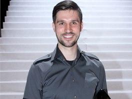 """Jan Čapek """"proměnil"""" svou třetí nominaci, získal titul Designér roku."""