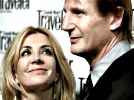Natasha Richardson a Liam Neeson