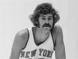 Phil Jackson v 70. letech coby hr�� NY Knicks
