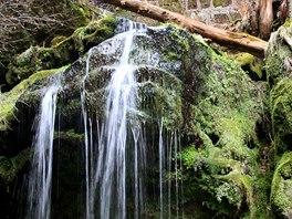 Přepad vodopádu Amselfall