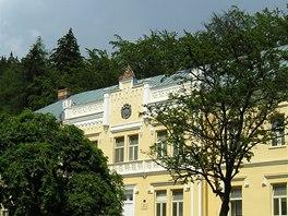 Lázeňský dům Metternich